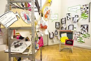 Vielfalt erleben mit der Wanderausstellung ALL INCLUDED!Foto: Museen Tempelhof-Schöneberg