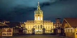 Weihnachtliches im Schloss Charlottenburg – wie haben die preußischen Könige gefeiert?