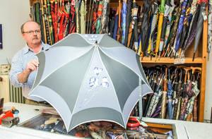 Welcher Schirm darf´s sein?