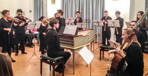 Kammerkonzerte Friedenau. Foto: UdK