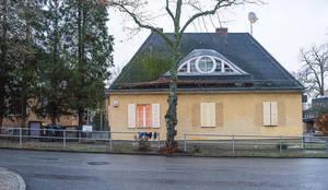 In der Bergstraße4 in Wannsee stehen 30 Übernachtungsplätze bereit.