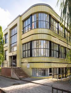 Ehemalige Fabrik der Robert Abrahamsohn GmbH an der Nicolaistraße7. Foto: Friedhelm Hoffmann