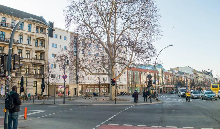 Kaiser-Wilhelm-Platz.