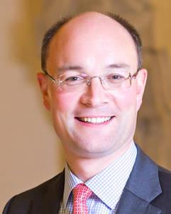 Arne Herz, Stellvertretender Bezirksbürgermeister und Bezirksstadtrat für Bürgerdienste, Wirtschafts- und Ordnungsangelegenheiten.