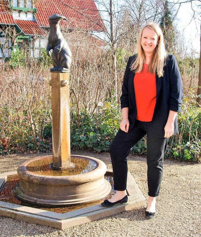 Dr.Lucy Wasensteiner, Direktorin der Liebermann-Villa Wannsee.