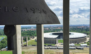 Blick vom Glockenturm. Foto: Manfred Uhlitz