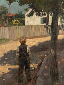 Philipp Franck: Stolpe, um 1904.