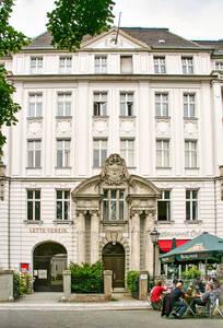 Lette Verein Berlin
