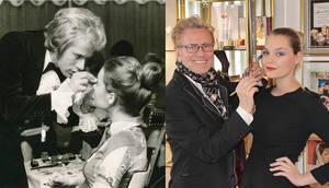 Die Anfänge in den 70er-Jahren... und heute. Die Begeisterung für die Schönheit ist geblieben.Archiv René Koch