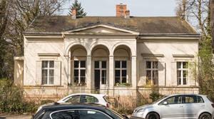 Ältestes Haus von Alt-Westend Baujahr 1867.