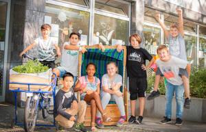 Schutzengel-Haus-Kids sind cool! Foto: SchutzengelWerk