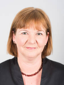 Carolina Böhm, Bezirksstadträtin für die Abteilung Jugend und Gesundheit. Foto: Uwe Steinert