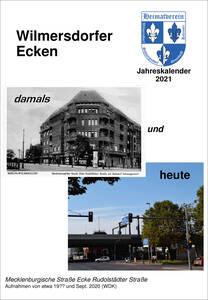 Wilmersdorfer Ecken - Jahreskalender 2021.