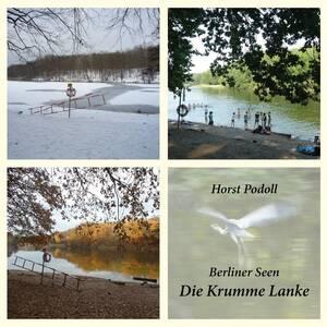 """Das Buch von Horst Podoll """"Berliner Seen – Die Krumme Lanke"""" hat 85 Seiten, ist im Eigenverlag erschienen und für 19.90Euro nur in Zehlendorfer Buchhandlungen und beim Autor unter E-Mail hw.podoll@t-online.de erhältlich."""