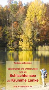 Spaziergänge und Entdeckungen rund um Schlachtensee und Krumme Lanke,  48Seiten mit 44Abbildungen und 2Karten, 10,5 x 19cm, ISBN 978-3-86514-226-9  Preis: 7,50Euro, im Buchhandel erhältlich.