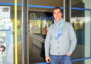 Christian Sekula: Fachkundiger Ansprechpartner mit viel Herz für Kultur.