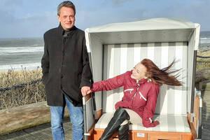 Ralf Obluda-Kruber und seine Frau Denise sind durch den Wahlkampf noch näher zusammengerückt.