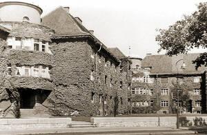 Thielecksiedlung, die Aufnahme stammt vermutlich aus den 1930er-Jahren.Archiv HVZ