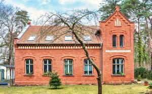 Das erste Gebäude des Wilhelm-Friedrich-Stifts wird 130Jahre alt.