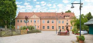 Das Herrenhaus wurde um 1560 gebaut.