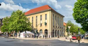 Bürgeramt im RathausZehlendorf.