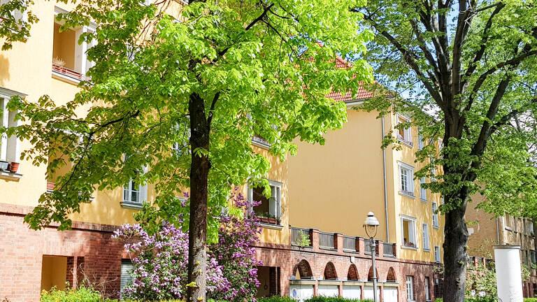 Die Künstlerkolonie in Wilmersdorf. Foto: Brühl/BACW