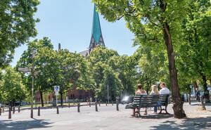 Karl-August-Platz