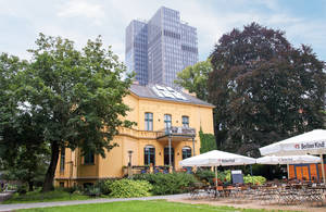 Schwartzsche Villa oder KREISEL: Baurelikte ihrer Zeit.