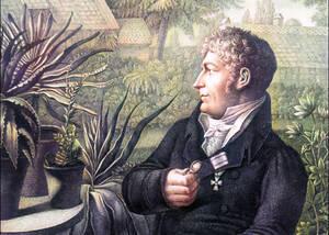 Carl Ludwig Willdenow um 1810.