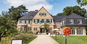 Das Haus am Waldsee ist seit 1946 ein Kulturort in Zehlendorf.