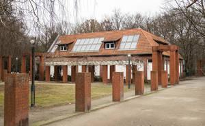 Das neue Familienzentrum am Heckerdamm ist barrierefrei und behindertengerecht.