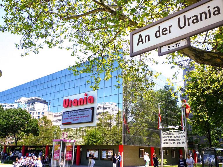 Foto: Urania Berlin e.V.