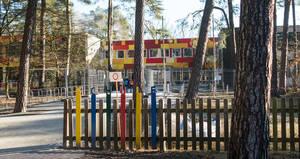 Sonderpädagogisches Förderzentrum Pestalozzi-Schule am Hartmannsweilerweg 47.