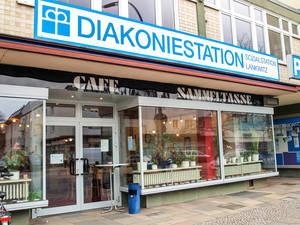 Café Sammeltasse in Lankwitz.