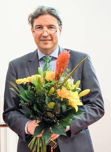 Superintendent Carsten Bolz.