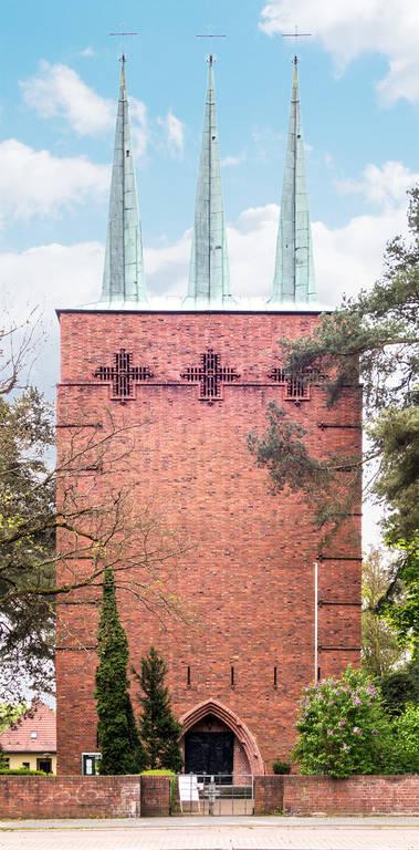 St. Michael an der Königstraße in Wannsee.