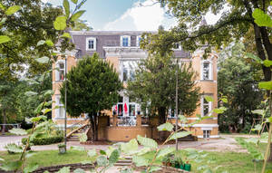 Ort wichtiger Erfindungen: Die Villa Folke Bernadotte kann am Tag des offenen Denkmals besichtigt werden.