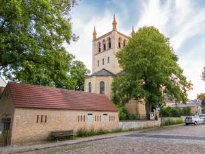 Kirche am Stölpchensee.