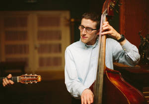 Jesse Braverman, Bass. Foto: Leo Borchard Musikschule
