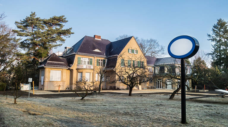 Haus am Waldsee.