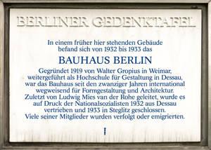 Gedenktafel in der Birkbuschstraße 49.