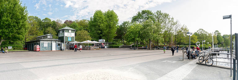 Ronnebypromenade