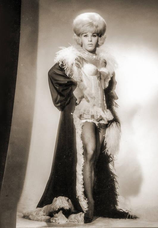 Renata Ravell in den 60er-Jahren. Foto: Plotzky