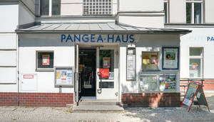 Pangea-Haus an der Trautenaustraße 5.