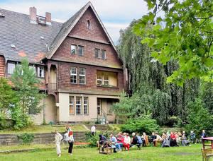 70Jahre Haus der Jugend – Zehlendorf. Foto: HdJ