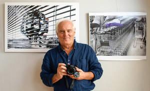 Peter Hahn – Fotokünstler und Autor.