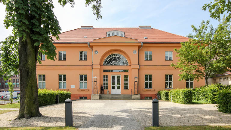 Gutshaus Steglitz.
