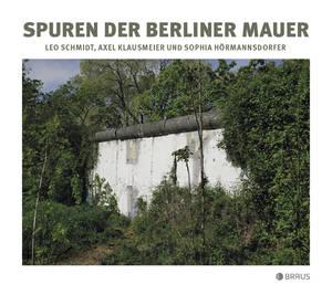 Spuren der Berliner Mauer.