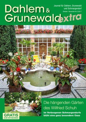 Titelbild Dahlem & Grunewald Journal 5/2017