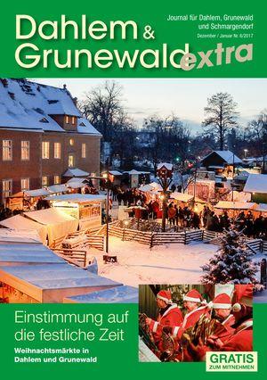 Titelbild Dahlem & Grunewald Journal 6/2017